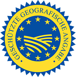 g.g.A. - geografisch geschützte Angabe