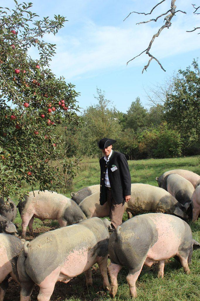 Eberhard (Hardy) Mann - Ihr Kontakt für Besuche auf der Schweineweide