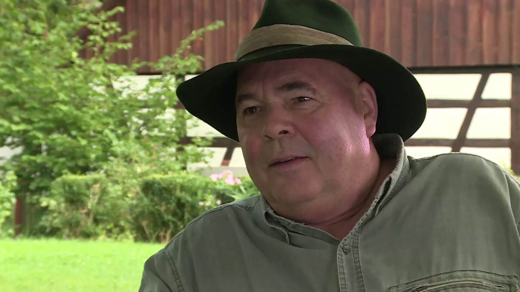 Rudolf Bühler, Bio-Bauer und Retter des Schwäbisch-Hällischen Landschweins